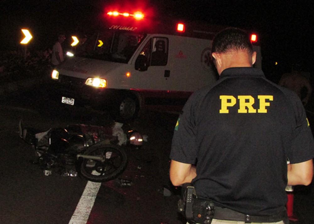 Duas pessoas morrem e uma fica ferida em atropelamento na BR-116 em Miradouro Foto: Site Silvan Alves/Divulgação