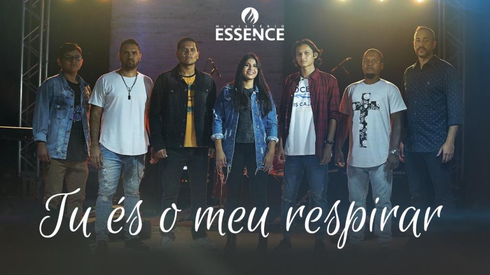 Em seu segundo single, Ministério Essence canta a fundamental presença de Deus