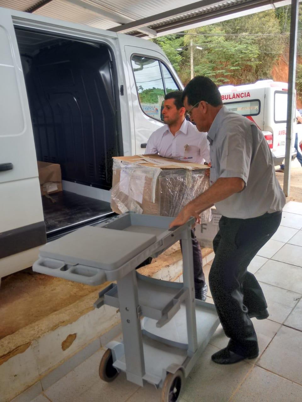 Regional de Saúde de Manhuaçu apresenta balanço das ações pós-enchente