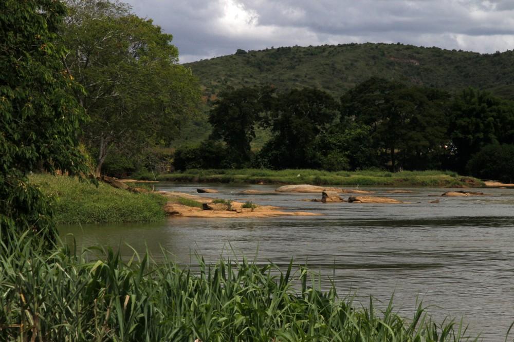 Bacia hidrográfica do Rio Muriaé — Foto: Cris Isidoro/Diadorim Ideias