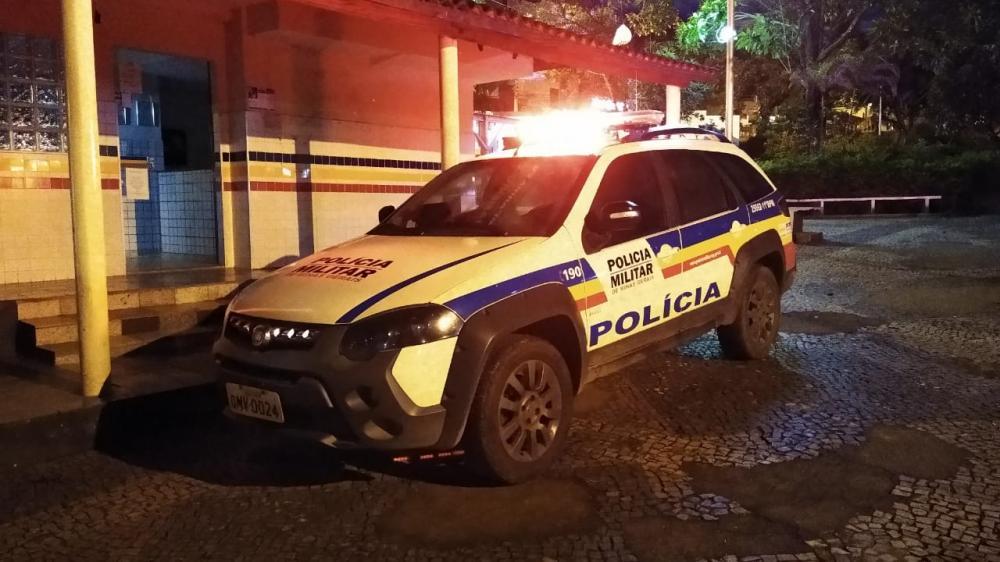 Casal foi roubado e PM apreende autores do ato criminoso em Manhuaçu