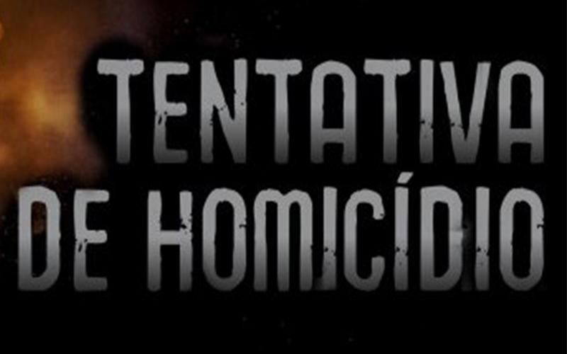 PM conduz suspeitos de tentativa de homicídio no Santa Luzia em Manhuaçu