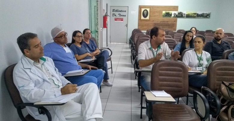 Saúde e HCL discutem plano de atendimento para casos de suspeita de coronavírus