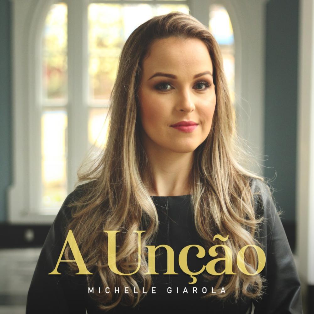 """Com uma pegada mais pentecostal, Michelle Giarola lança """"A Unção"""", seu segundo single"""