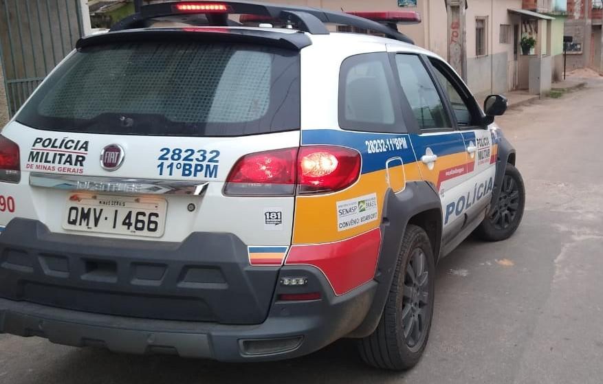 PM cumpre mandado de apreensão para internação de mais um menor envolvido em crimes em Manhuaçu