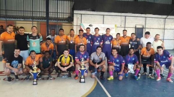 1º Torneio Bola na Rede Futsal Gospel tem emocionante final