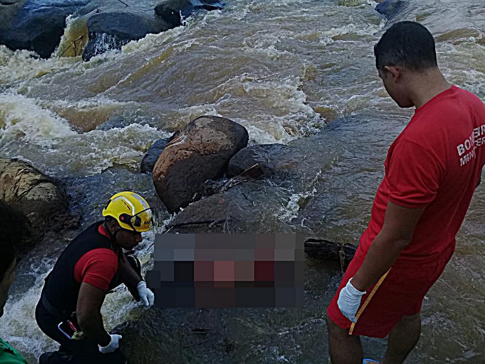 Corpo de mulher é encontrado em rio em Matipó