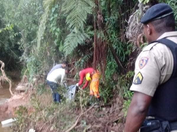 São Francisco do Glória: corpo é encontrado boiando às margens do rio Glória