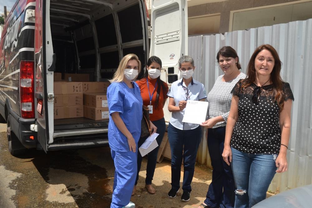 A Prefeitura de Manhuaçu adquiriu nove respiradores que serão instalados no Hospital Cesar Leite.