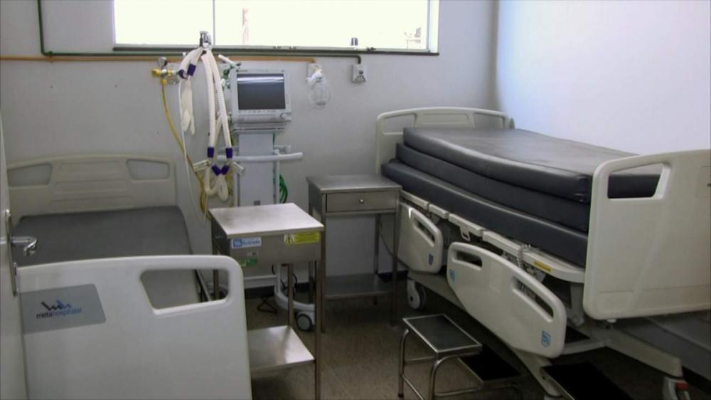 Hospital César Leite inaugura UTI Covid-19 em Manhuaçu