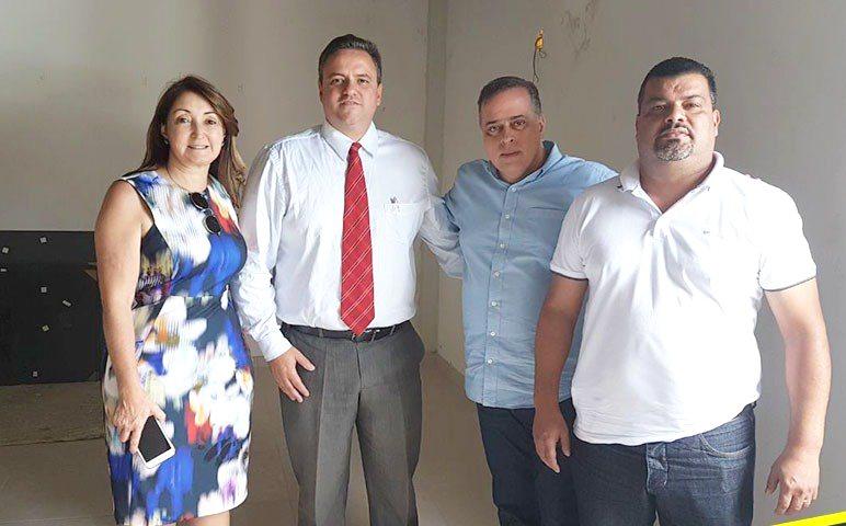 Solicitação para calçar e drenar ruas no Bairro Bom Pastor é atendida pela Prefeitura de Manhuaçu