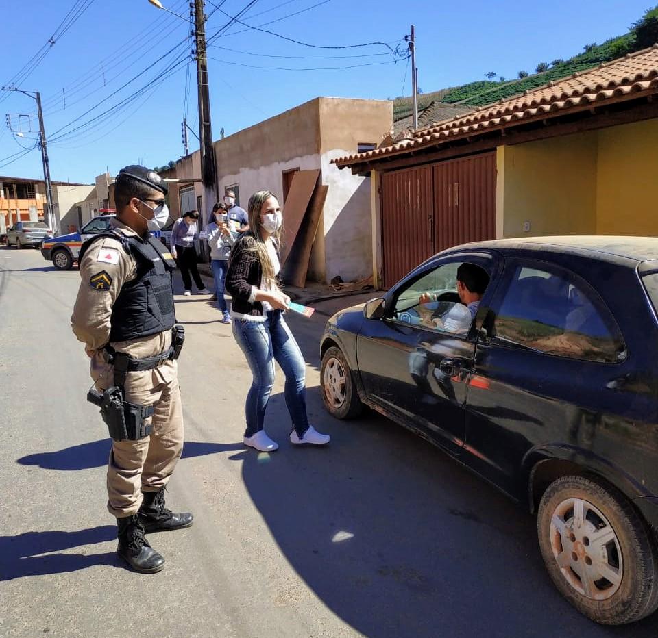 PM apoia ações preventivas contra o COVID-19 em Durandé