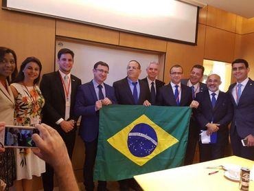 Brasileiros pedem perdão a Israel num ato simbólico em Jerusalém