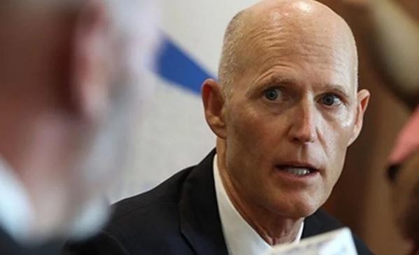 Rick Scott é governador da Flórida. (Foto: WTSP.com)