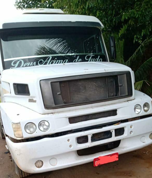 Caminhão furtado em Rio Casca é localizado pela PM em Matipó