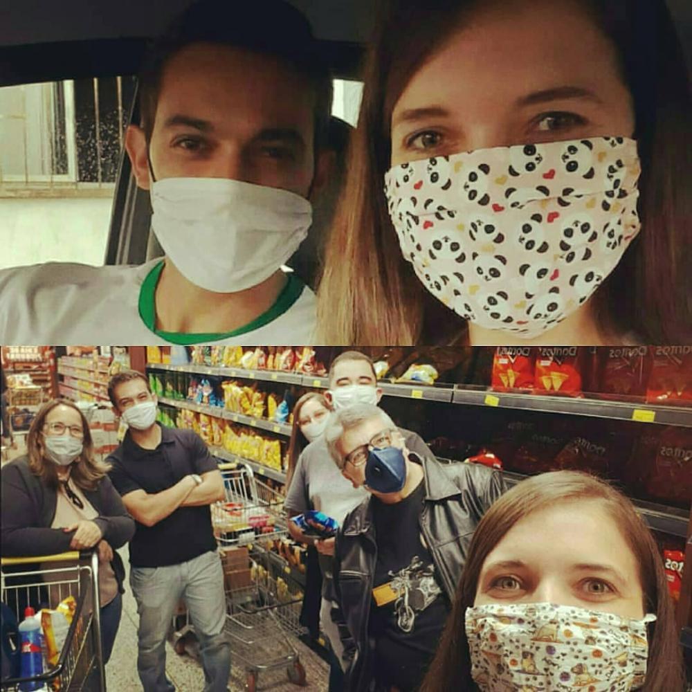 2ª Igreja Presbiteriana de Manhuaçu distribui máscaras gratuitamente