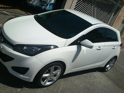 Veículo roubado Hyundai/HB20 foi recuperado pela PM de Manhuaçu