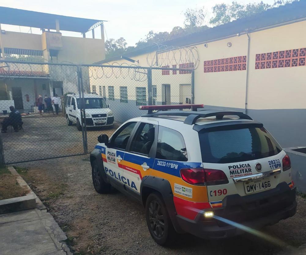 Menor de Manhuaçu é apreendido e internado em Centro Socioeducativo