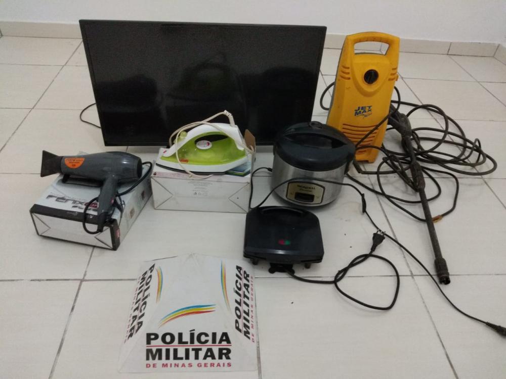 Nesta quinta-feira, 25, a PM foi acionada para comparecer no córrego São João do Capim, onde havia ocorrido um furto.