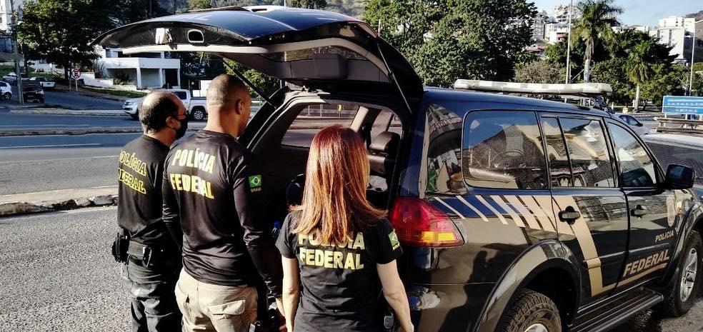 Polícia Federal deflagra operação contra o contrabando de cigarros em Caratinga