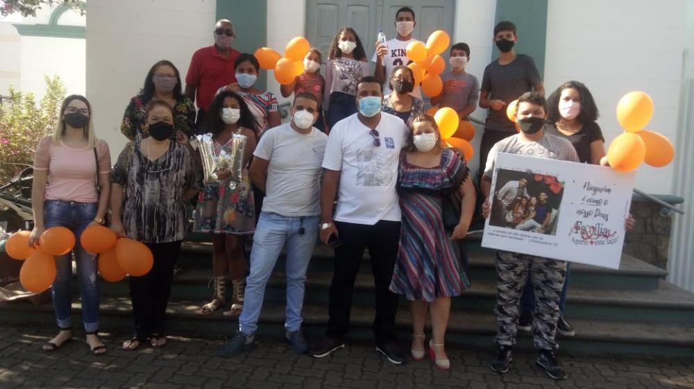COVID-19: Walace Bernadino venceu o coronavírus e recebe alta no HCL em Manhuaçu