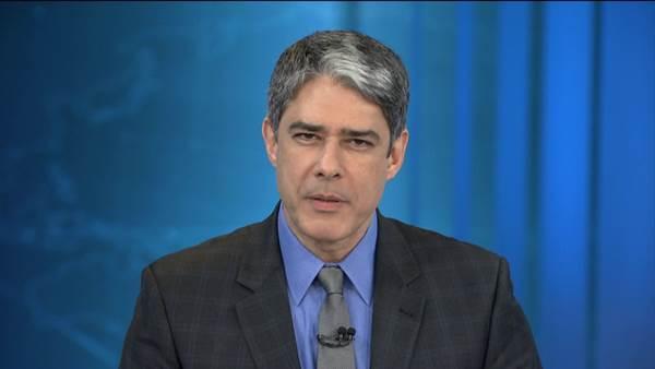 Morre pai de William Bonner; apresentador será substituído no 'Jornal Nacional'