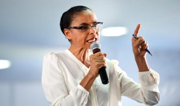 Marina Silva vai disputar pleito presidencial em 2018 Foto: Agência Brasil/Elza Fiuza