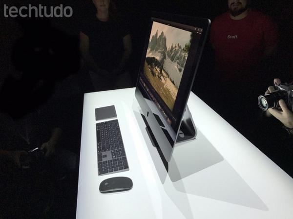 Os pedidos podem ser feitos no site oficial da Apple e a entrega pode chegar a um mês dependendo da configuração.