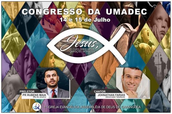 Assembleia de Deus fica localizada na Rua Manoel Paiva, 136 no bairro Triângulo em Carangola – Minas Gerais. O pastor presidente é o Sebastião Antônio Maia.