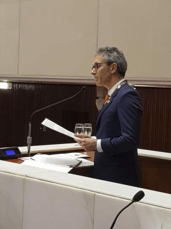 O governador eleito de Minas Gerais, Romeu Zema, tomou possehoje(1º) no cargo, em cerimônia na Assembleia Legislativa do estado, em Belo Horizonte.