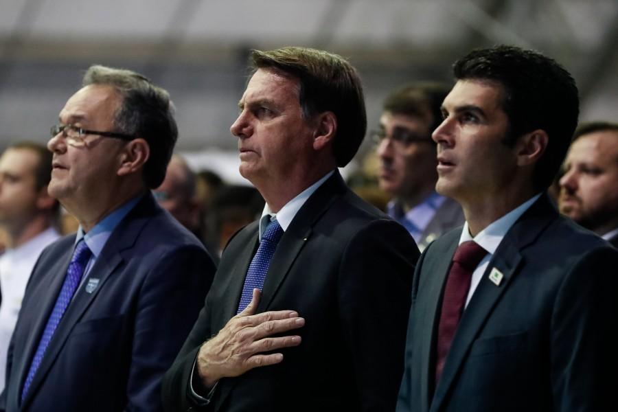 """""""Deus capacita os escolhidos"""", diz Bolsonaro nos 108 anos da Assembleia de Deus"""