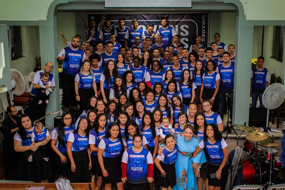 Igreja Assembleia de Deus realizou congresso de jovens em Carangola