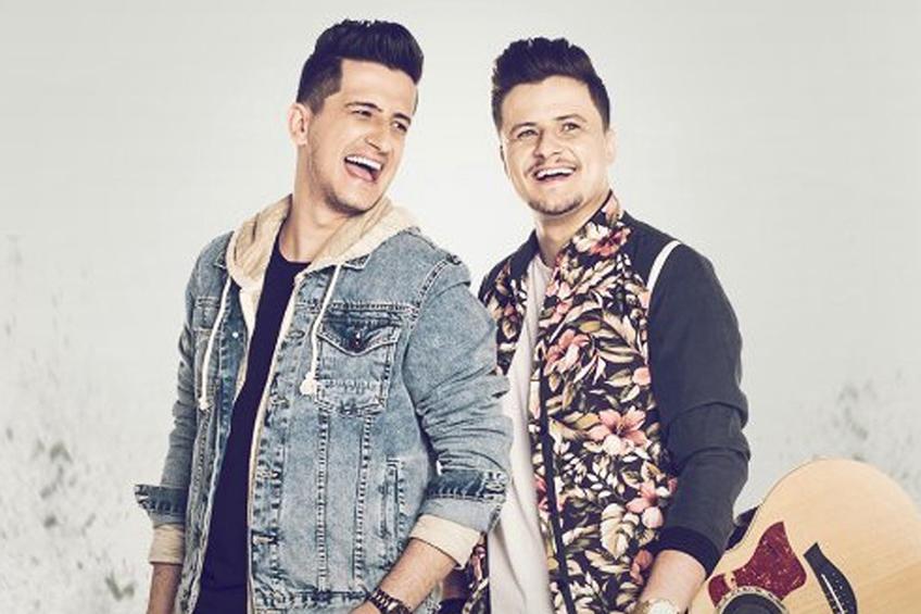 André & Filipe estará na Expô Matipó em agosto