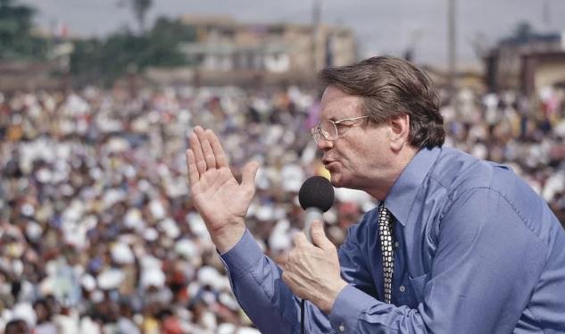 Morre o evangelista Reinhard Bonnke, aos 79 anos