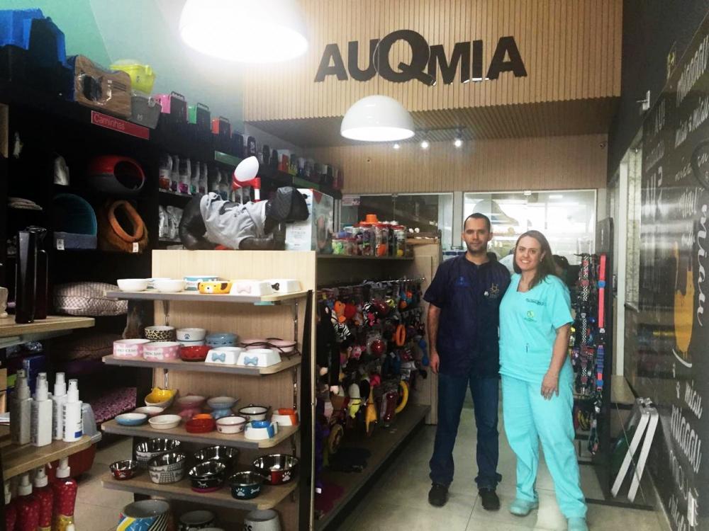 AuQmia e Hydra Pet Society firmam parceria em Manhuaçu (Foto/Portal Alfavip)