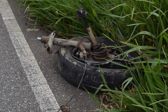 Nova tragédia na Estrada Muriaé-Miraí: criança de cinco anos morre em acidente