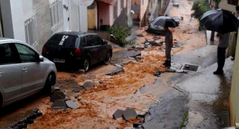 Após tempestade no início da semana, situação em Manhuaçu está sob controle