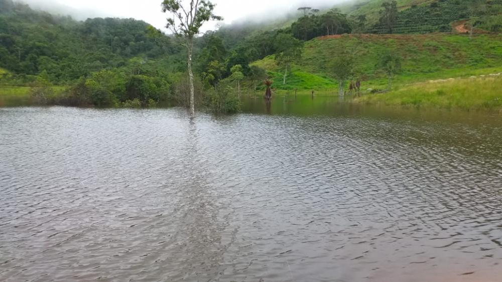 Represa da região de Luisburgo sofrerá escoamento de água; Militares e Defesa Civil estão no local