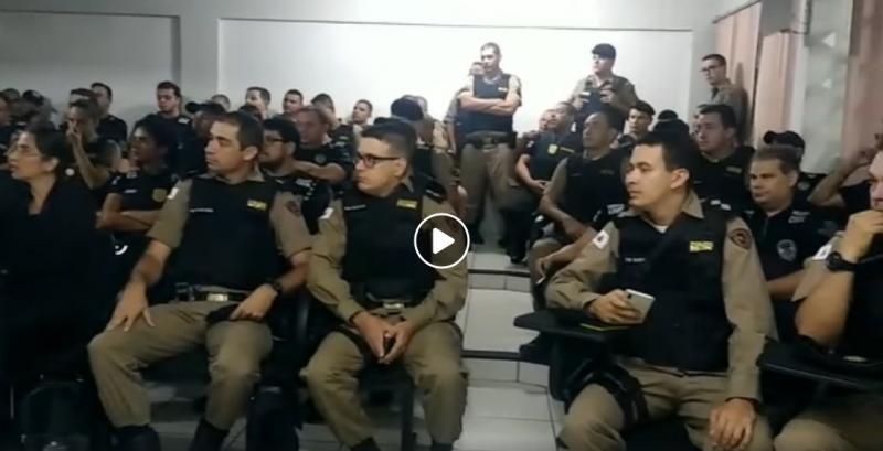 Operação policial em Manhuaçu-MG