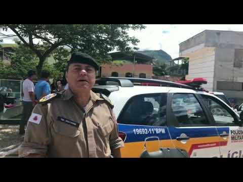 Comandante Geral da PMMG entrega viatura para São José do Mantimento Minas Gerais