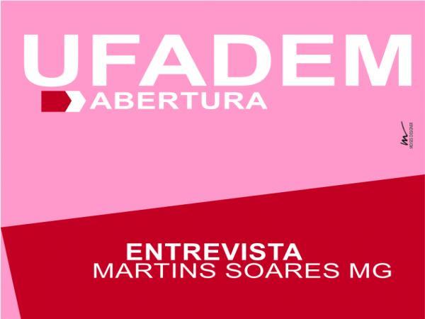 Entrevista Congresso de Mulheres em Martins Soares - MG